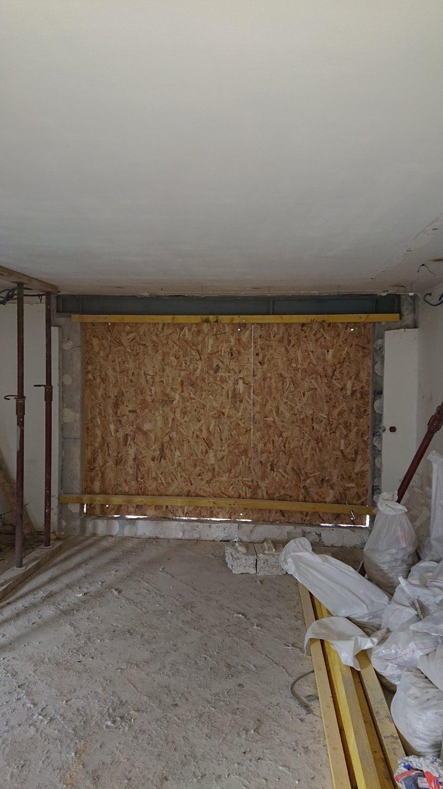 Se lancer dans l'ouverture d'un mur porteur d'un immeuble en R+4 - Murs porteurs