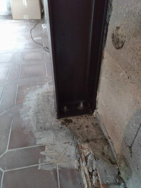 Démolition mur porteur dans le salon - Murs porteurs