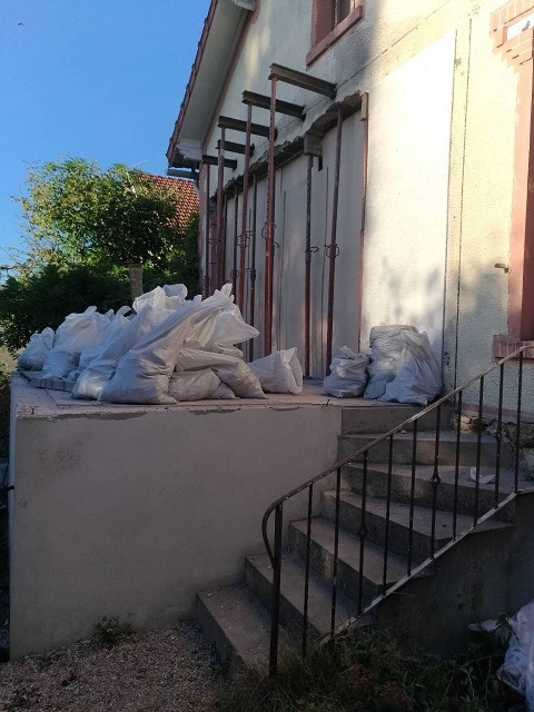 Ouverture et démolition de murs porteurs à Cannes - Murs porteurs