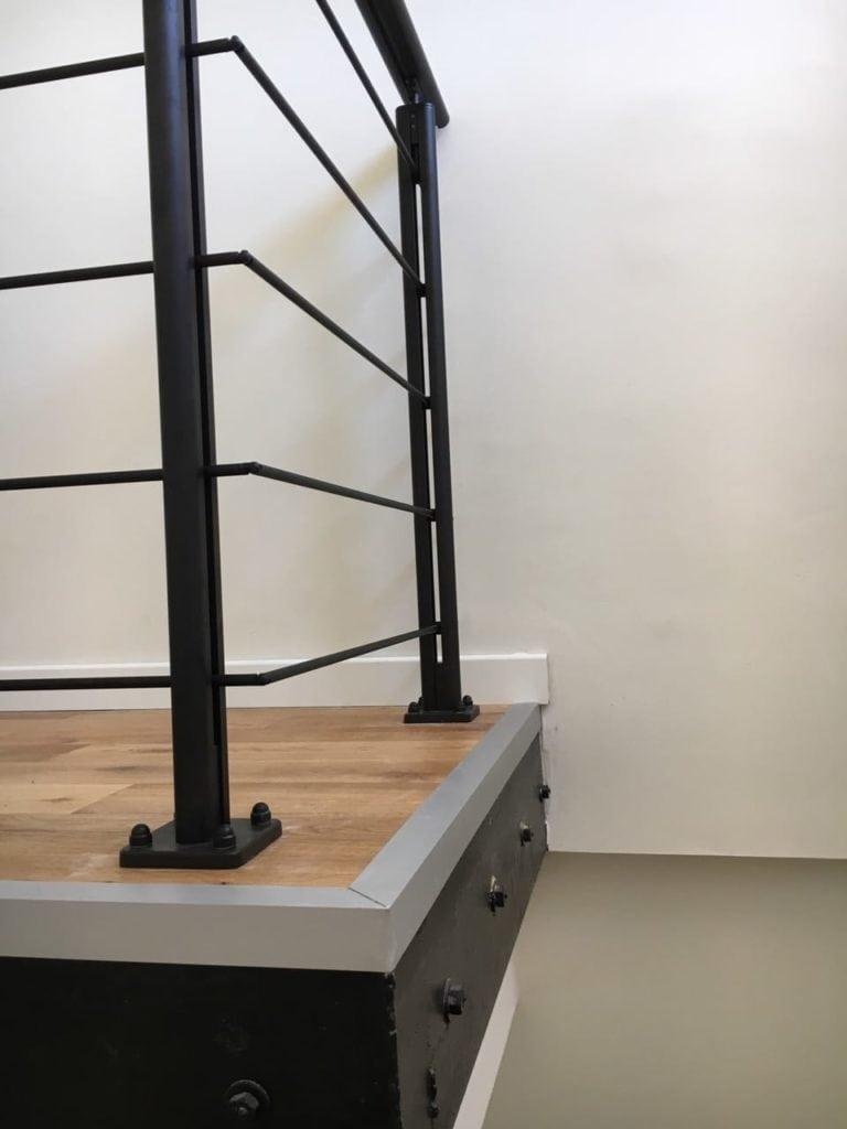 Creation D Une Tremie Escalier création de trémie d'escalier et de l'escalier métallique