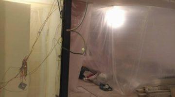 Ouverture mur porteur entre salon et cuisine 92140 Clamart